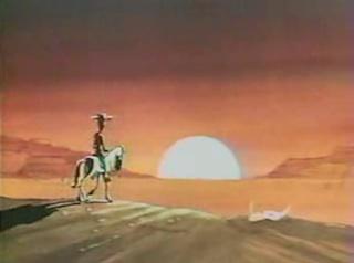 Lucky Luke - Lonesome Cowboy
